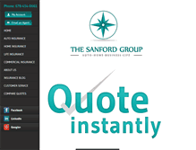 Tablet Preview of ezinsurancequote.net